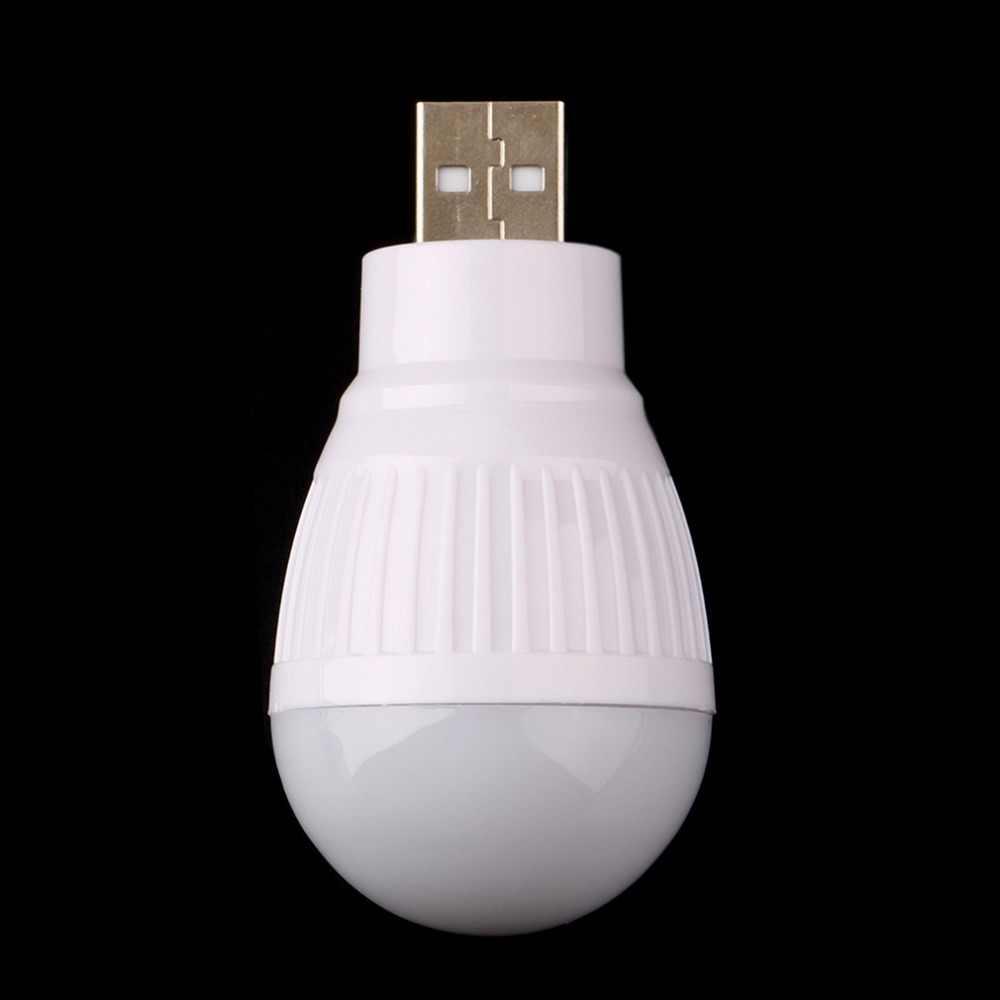 Мини USB светодиодный свет лампы для ноутбук стол для компьютера чтения лампочка для чтения книг огни