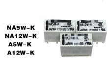 10pcs NA5W-K NA12W-K A5W-K A12W-K A24W-K Relé originais