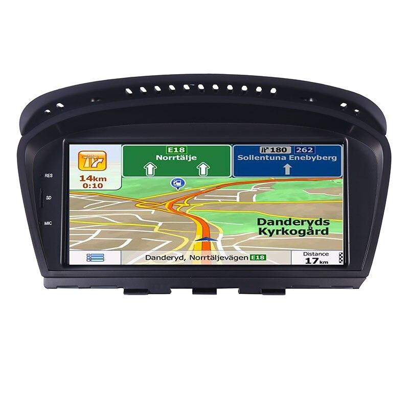 4G Ram + 32G Rom Android 9,0 Автомобильный мультимедийный плеер для BMW 5 серии E60 E61 E63 E64 E90 E91 E92 CCC CIC поддержка iDrive радио GPS