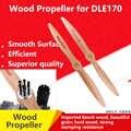Mayatech hélice en bois de hêtre pour DLE170 puissance parapente CW/CCW DLE170 DLE170M hélice spéciale en bois