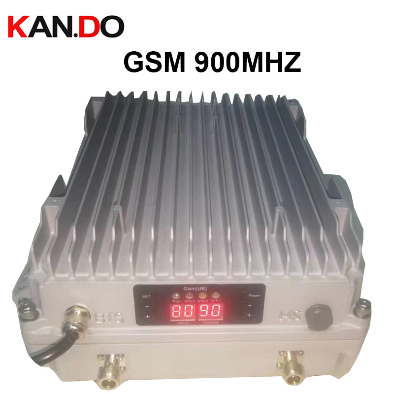 Professional BTS Base Station OUTDOOR Booster 5W Power 2G Booster GSM Repeater 900Mhz Booster 900mhz Repeater ODM Booster
