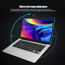Najnowszy 13.3-Cal 2 + 32GB cztero rdzeniowy komputer z ekranem Windows 10 Laptop Ips z 4 krajowymi filmami z klawiaturą WIFI kompatybilny z HDMI