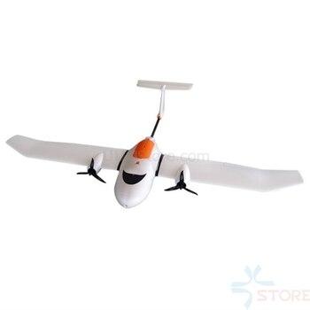 Скайуокер ЕВА 2000 2240mm размах крыльев приводимого в движение с помощью электропривода FPV RC самолет БПЛА, самолет с неподвижным крылом Дрон бел...