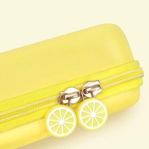 Image 5 - 닌텐도 스위치 레몬 가방에 대 한 휴대용 케이스 가방 닌텐도 스위치 게임 콘솔 액세서리에 대 한 EVA 하드 커버 셸 NS 스토리지 박스