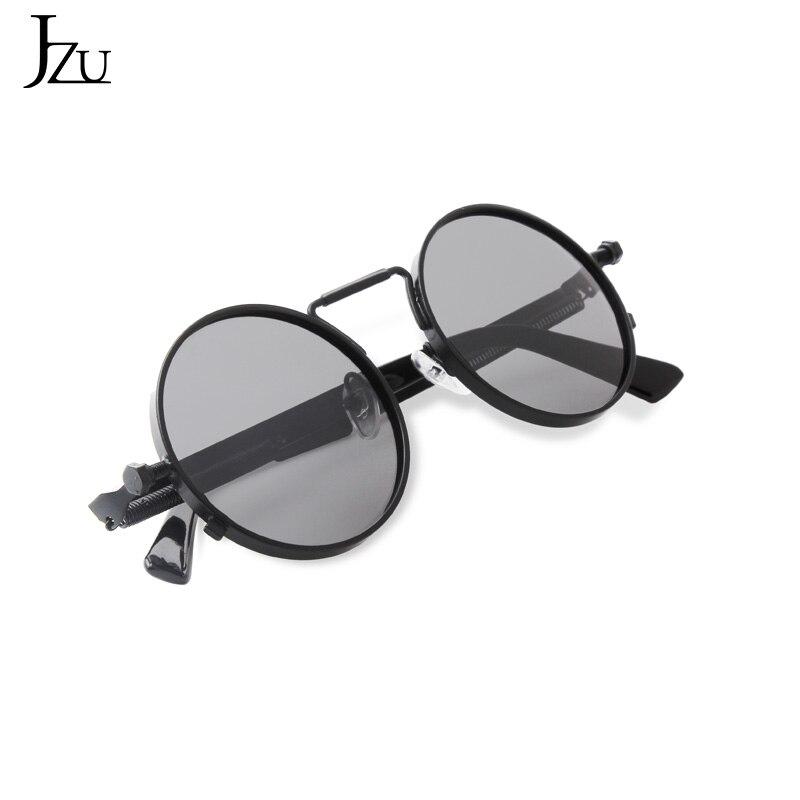 JZU Vintage Men Sunglasses UV400