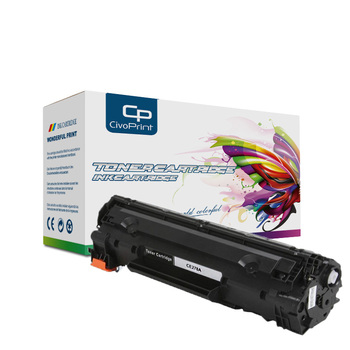 Civoprint 278A crg-728 Compatible toner cartridge for HP CE278A 278 278a 78a For HP laserjet pro P1566 1560 1566 1606DN printer image