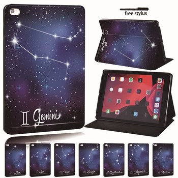 For iPad 2 3 4 5 6 7/Air 1 2 3/Pro 11 2018 2020 PU Leather Tablet Stand Folio Cover -Ultra-thin Star colors Slim Case for ipad 2 3 4 5 6 7 air 1 2 3 pro 11 2018 2020 pu leather tablet stand folio cover ultra thin star colors slim case