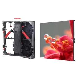 LED d'affichage optoélectronique usine P5.95 500x500mm armoire affichage extérieur LED