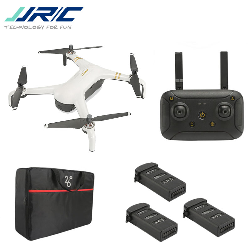 JJRC X7P SMART 5G WIFI 1KM FPV w/ 4K Camera Two-axis Gimbal Brushless Motor RC Drone Quadcopter Multicopter RTF Model Toys