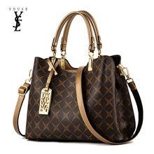 New Fashion Trend Printing Shoulder Messenger crossbody Handbag Wild Large Capacity Women's Casual Totest Bag