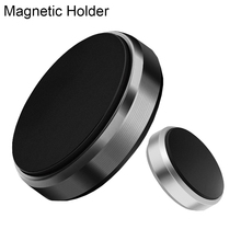 Magnetic Car Dashboard Steering Wheel Holder for iPhone xs max xr x 7 8 GPS Mount Magnet Stand Samsung A50 A70 S8 S9