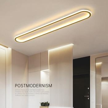 Acrylic Hallway Led Ceiling Lights For Living Room Plafond Home Lighting Ceiling Lamp Homhome Lighting Fixtures Modern Balcony Leather Bag
