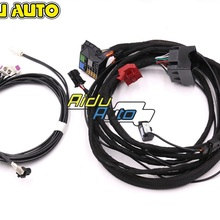 Wire-Harness Radio-Display Mib Std2 Audi A3 Discover Pro Screen-Adapter-Cable for 8V