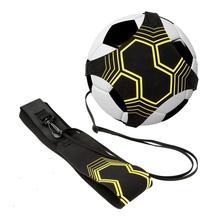 Dispositivo di Addestramento di calcio Palla Sacchetto Netto Adolescente Studenti Obiettivo di Calcio Formazione di Competenze Promuovere Singolo Round Banda