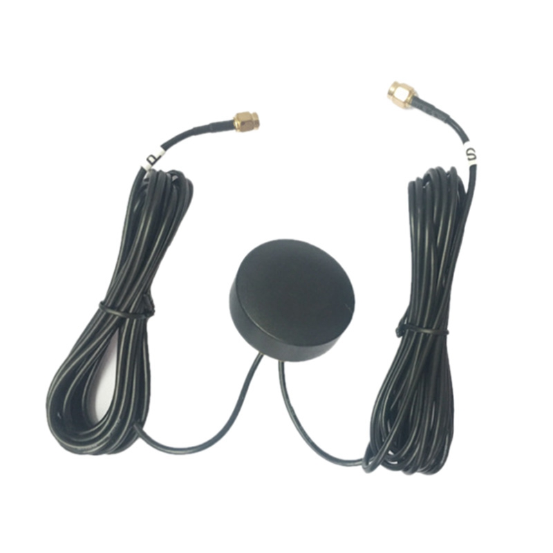 Gps/Beidou/Glonass+Gsm/3G/4G+Wifi Combined Antenna Sma Male Full Frequency Satellite Positioning Navigation Communication Locato|Switch Control Signal Sensor| |  - title=