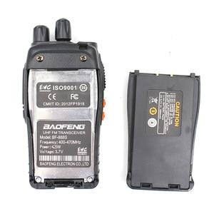 Image 3 - Rádio comunicador, 2 peças baofeng BF 888S 5w 1500mah ham radio uhf 400 470mhz 16ch bidirecional bf888s walkie talkie de mão