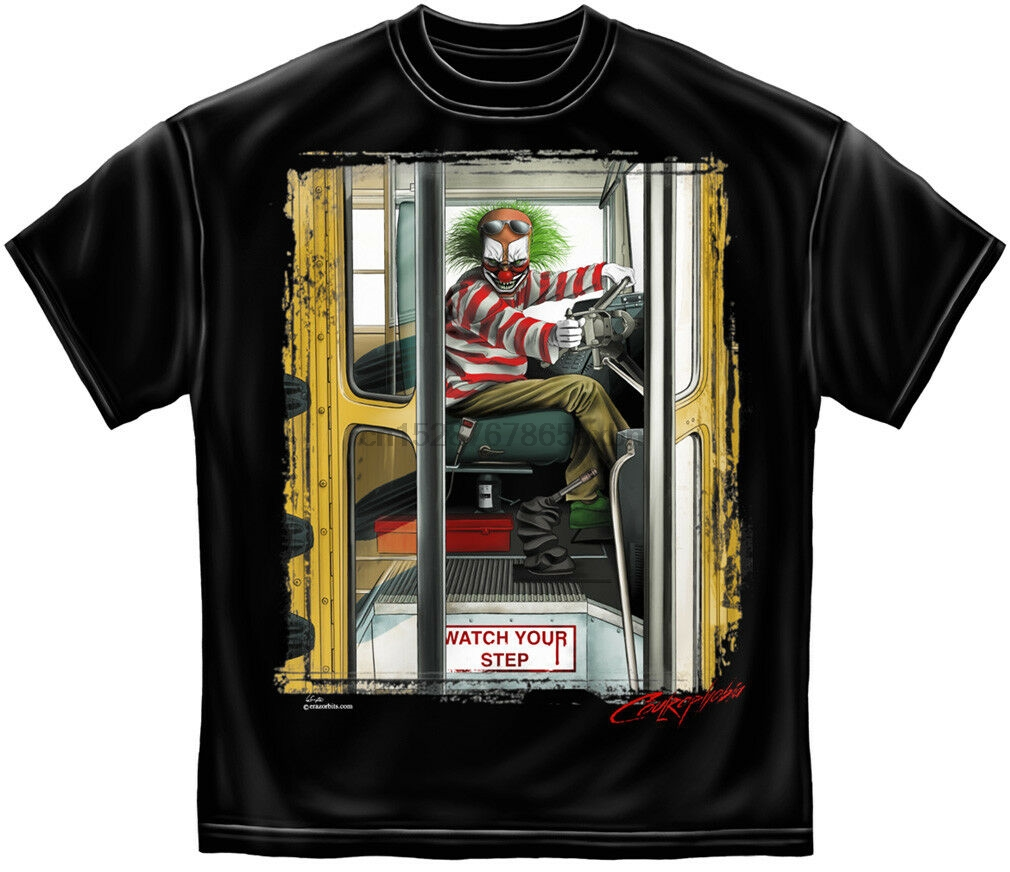 I/'m Only Here For The Clowns Mens Tee Shirt Pick Size /& Color Small 6XL