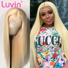 Luvin Straight Full Lace Human Hair Wigs