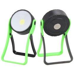 Cob Highlight gong ju deng z magnesem uchwyt 360 stopni konserwacja pracy światło awaryjne w Zewnętrzne oświetlenie od Lampy i oświetlenie na