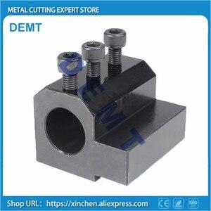 Image 2 - SBHA portaherramientas auxiliar de torno mecánico, soporte de herramientas, 20/25 altura central, para D20 / D25 / D32 / D40