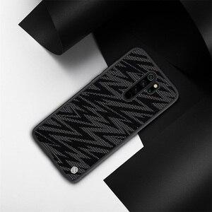 Image 5 - Pokrowiec na Xiaomi Redmi Note 8 Pro pokrowiec NILLKIN Twinkle pokrowiec z siatki poliestrowej odblaskowa tylna pokrywa dla Redmi Note8 wersja globalna