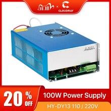 Cloudray DY13 Co2, fuente de alimentación láser para ECI Z2/W2/S2, grabadora de tubo láser Co2, máquina de corte serie DY