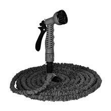 25FT-200FT wybuchowy wysokociśnieniowy ogród wąż chowany wąż ogrodowy myjnia wodna pistolet myjnia wąż chowany woda z węża pistolet