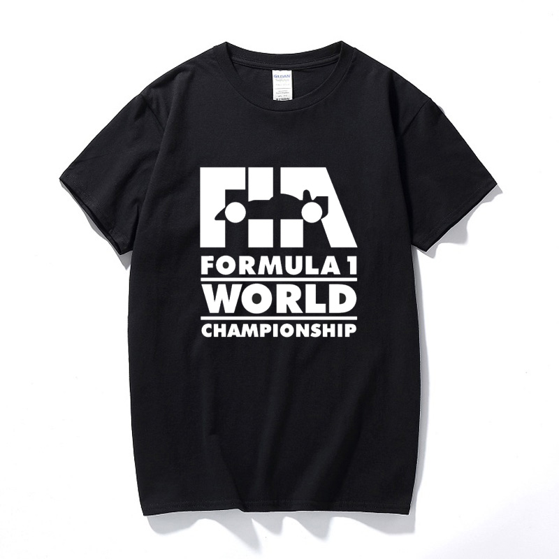 Formula One <font><b>F1</b></font> Retro Design <font><b>T</b></font> <font><b>shirt</b></font> 100% Premium Cotton Casual Short Sleeve <font><b>T</b></font>-<font><b>shirt</b></font> Camisetas Hombre Clothing image