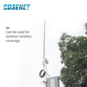 Image 5 - 433MHz 470MHz Antenna Wifi N J Connettore High Gain 6dbi Vetroresina Omnidirezionale Wifi Antenna per il Modem Router Antenna