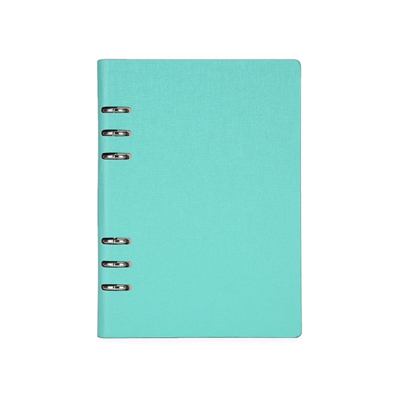 A5/A6 PU Notebook Notepad Loose-leaf Diary Business Journal Planner Organizer