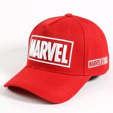 Бейсбольная кепка супергероя Marvel Бейсболка унисекс хлопковые регулируемые хип-хоп шапки Мстители s