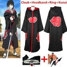 Uchiha Itachi Naruto Cosplay Costumes Sharingan Hawk/snake Taka/hebi Jumpsuits Halloween-Suit