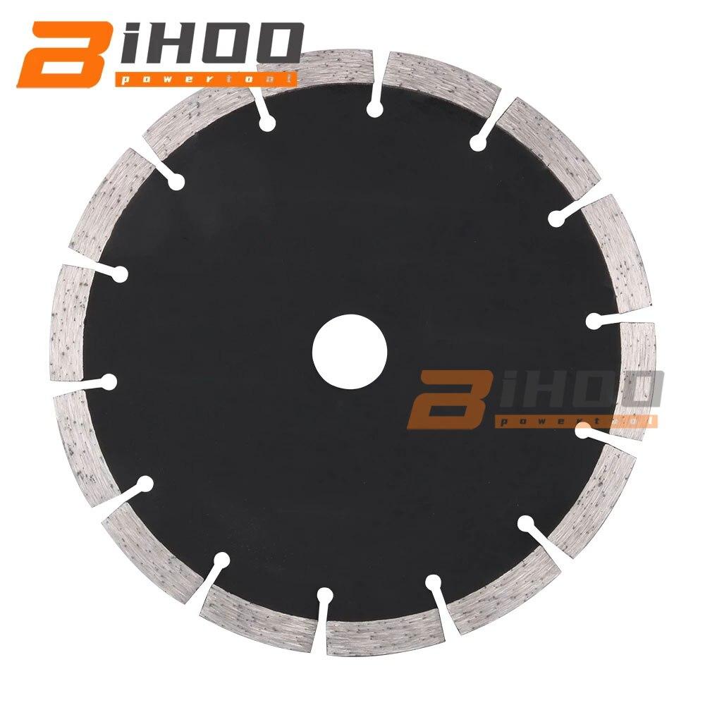 Алмазный пильный диск 180/230 мм, режущий диск для гранита, мрамора, бетона