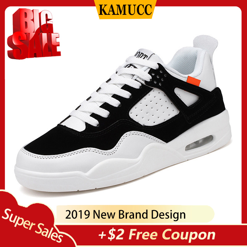 2019 Men Casual Shoes Increase Autumn Sport Breathable Sneakers Men Air Cushion Mesh Shoe Trend Trainers Shoes Zapatillas Hombre