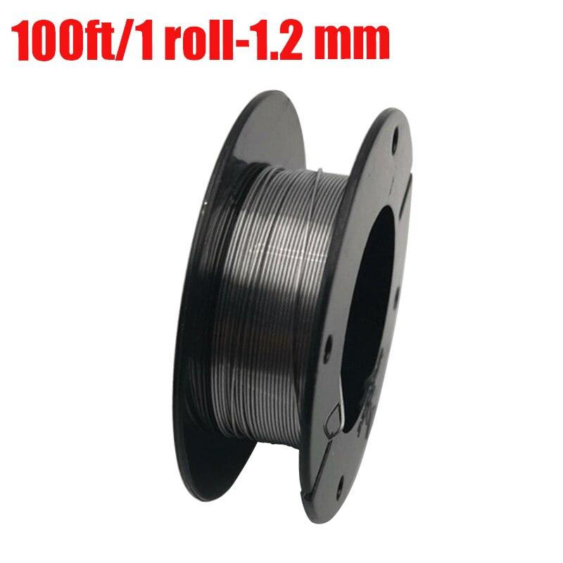 Kantha l A1 материал Диаметр 1,2 мм сопротивление провода 100 футов/рулон использовать для литейной печи нагревательные элементы (фены, печи