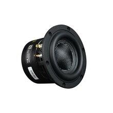 4 Inch Woofer Speaker Unit 40-80W Home Hifi Subwoofer Mini Poratble Computer PC Speaker DIY Car Audio For Home Soundbar System