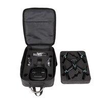 Wasserdichte reise tragetasche drone Lagerung Schulter Tasche Rucksack Trägt Fall Für MJX Bugs 5W Drone-in Sportcamcorder-Hüllen aus Verbraucherelektronik bei