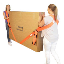 Mobile Furniture Moving Belt Moving Rope Carrying Belt Furniture Fittings Large Furniture Large Appliances Heavy Objects cheap Move tool JJ110-2