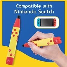 แม่นยำ Stylus Touch ปากกา1M สายสำหรับ Super Mario Maker 2แฟนๆสำหรับ Nintend Switch/สวิทช์ Lite คอนโซลเกมอุปกรณ์เสริม