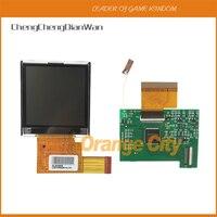 Kit de modificación para GBC LCD  accesorios de repuesto para GBC  5 segmentos  pantalla de brillo ajustable  pantalla de luz alta