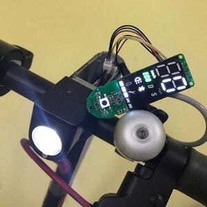Image 3 - Tablero para patinete eléctrico Xiaomi M365 Pro, placa de circuito con cubierta de pantalla para Xiaomi M365