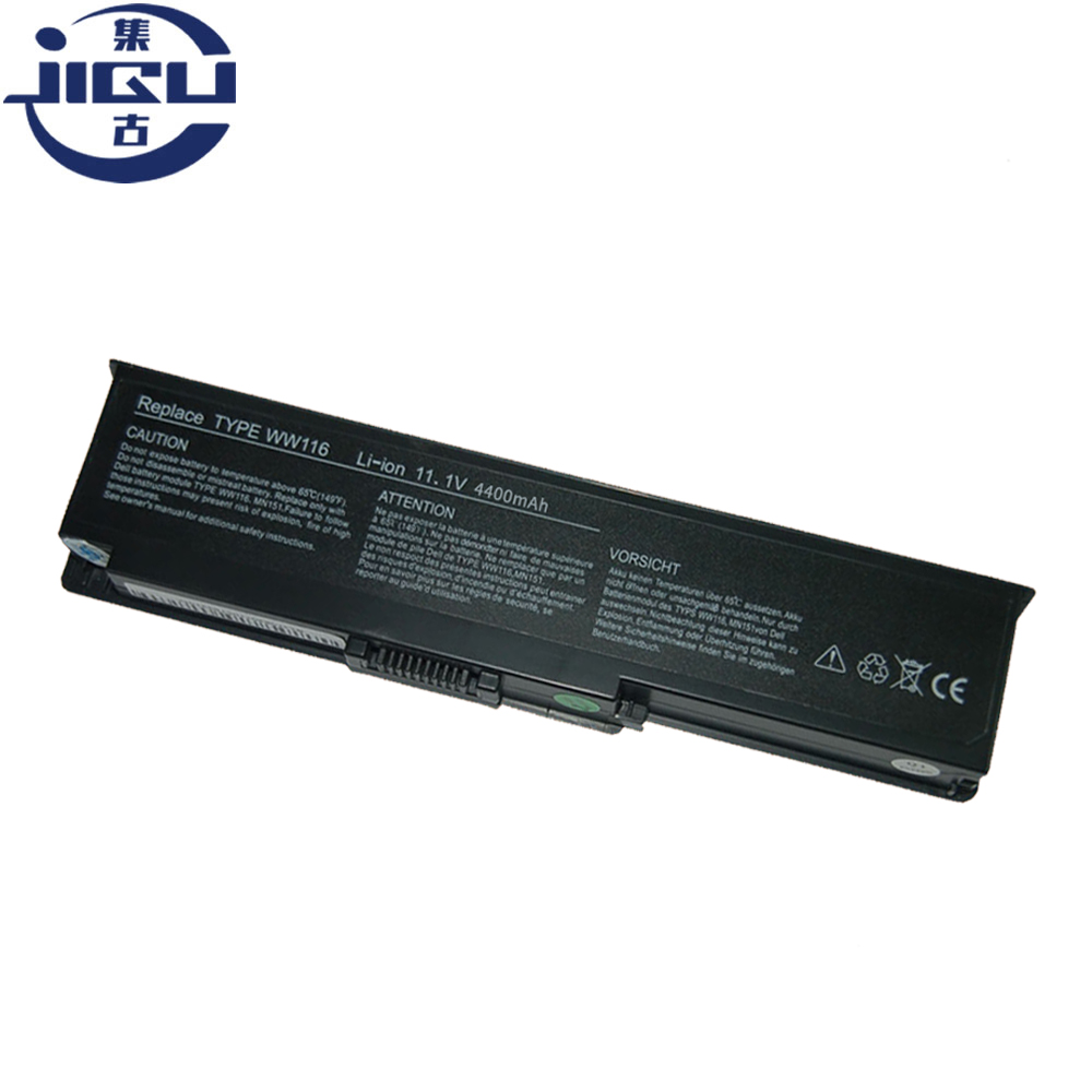 JIGU Laptop <font><b>Battery</b></font> WW116 312-0543 FT080 FT092 312-0584 KX117 NR433 451-10516 For <font><b>Dell</b></font> <font><b>Inspiron</b></font> <font><b>1420</b></font> Vostro 1400 image