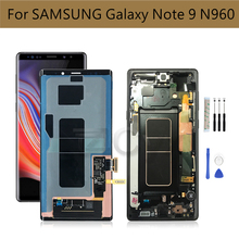 LCD For Samsung Galaxy Note 9 N960F N9600 N960U Display Touch Screen Digitizer Assembly For Samsung note 9 Display Burn Shadows