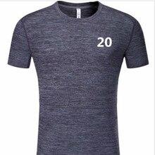 759 печать рубашка для бадминтона Мужская/Женская Спортивная футболка для бадминтона рубашки для настольного тенниса одежда для тенниса сухая-крутая рубашка