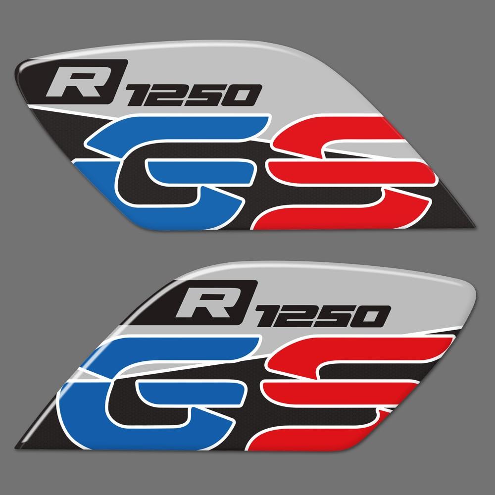 2x GS Moto Moto Moto Logo Tank Decal Sticker Vinyle Graphique 1