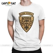 Leisure Wehrmacht T-Shirt for Men O Neck Cotton T