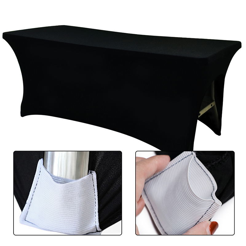 Image 3 - Eyelashes Bed Cover Beauty Sheets Elastic Table Stretchable Eyelash Extension Professional Cosmetic Salon Sheet with Hole Quewel-in False Eyelashes from Beauty & Health