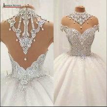 Тяжелая бусина, искусственное бальное платье без шлейфа, ручная работа