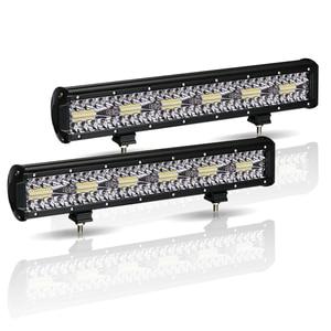 "Image 2 - LED Light Bar Offroad 4x4 360W 18"" Work Light Bar 12V 24V Combo Beams Car Headlight for Truck ATV Tractor Auto SUV ATV led barra"