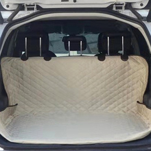 Car Trunk Mats Auto Trunks Protector Pads Interior Universal Seat Covers Cushion Automobiles Rear Trunk Carpets Pads Accessories